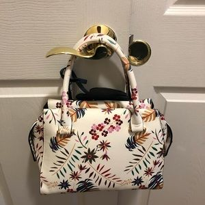 A New Day Floral Purse